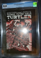 Teenage Mutant Ninja Turtles #1 CGC 8.0 n/a