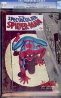 Spectacular Spider-Man #1 CGC 9.8 ow/w