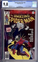 Amazing Spider-Man #194 CGC 9.8 w