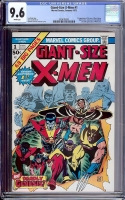 Giant-Size X-Men #1 CGC 9.6 w