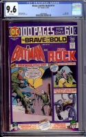 Brave and the Bold #117 CGC 9.6 w