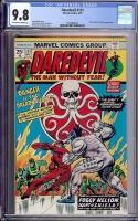 Daredevil #121 CGC 9.8 ow/w
