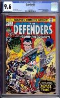 Defenders #26 CGC 9.6 w