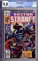 Doctor Strange #29 CGC 9.8 ow/w