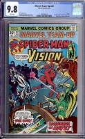 Marvel Team-Up #42 CGC 9.8 w
