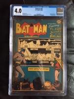 Batman #48 CGC 4.0 sb