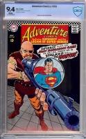 Adventure Comics #358 CBCS 9.4 w