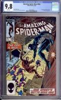 Amazing Spider-Man #265 CGC 9.8 w Davie Collection