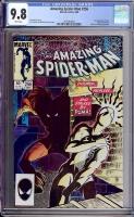 Amazing Spider-Man #256 CGC 9.8 w Davie Collection