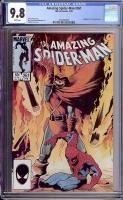 Amazing Spider-Man #261 CGC 9.8 w Davie Collection