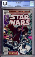 Star Wars #3 CGC 9.8 w Davie Collection