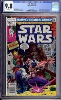 Star Wars #7 CGC 9.8 w Davie Collection