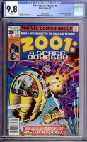 2001: A Space Odyssey #9 CGC 9.8 w Davie Collection