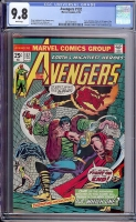 Avengers #132 CGC 9.8 w Davie Collection