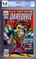 Daredevil #145 CGC 9.8 w Davie Collection