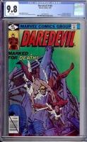 Daredevil #159 CGC 9.8 w Davie Collection