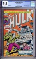 Incredible Hulk #185 CGC 9.8 w Davie Collection