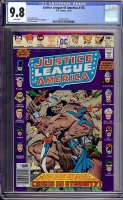 Justice League of America #135 CGC 9.8 w Davie Collection