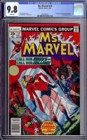 Ms. Marvel #12 CGC 9.8 w Davie Collection