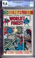World's Finest Comics #227 CGC 9.6 w Davie Collection