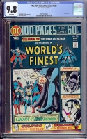 World's Finest Comics #228 CGC 9.8 w Davie Collection