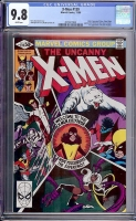 X-Men #139 CGC 9.8 w Davie Collection