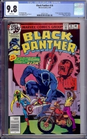 Black Panther #14 CGC 9.8 w Davie Collection