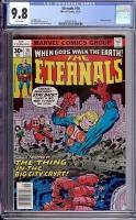 Eternals #16 CGC 9.8 w Davie Collection