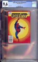Spider-Man Comics Magazine #1 CGC 9.6 w Davie Collection
