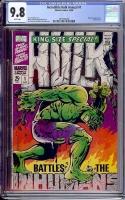 Incredible Hulk Annual #1 CGC 9.8 w