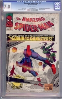 Amazing Spider-Man #23 CGC 7.0 ow/w