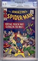 Amazing Spider-Man #27 CGC 6.5 ow