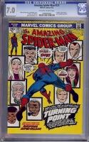 Amazing Spider-Man #121 CGC 7.0 ow/w