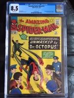 Amazing Spider-Man #12 CGC 8.5 ow
