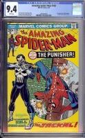 Amazing Spider-Man #129 CGC 9.4 w Davie Collection