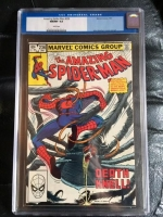 Amazing Spider-Man #236 CGC 9.8 w