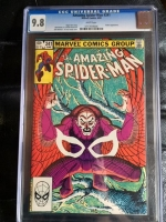 Amazing Spider-Man #241 CGC 9.8 w