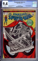Amazing Spider-Man #113 CGC 9.4 ow Davie Collection