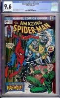 Amazing Spider-Man #124 CGC 9.6 ow/w Davie Collection