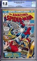Amazing Spider-Man #125 CGC 9.8 ow/w Davie Collection