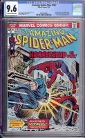 Amazing Spider-Man #130 CGC 9.6 ow/w Davie Collection