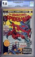 Amazing Spider-Man #134 CGC 9.6 ow/w Davie Collection