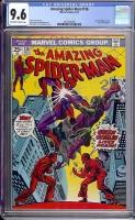 Amazing Spider-Man #136 CGC 9.6 ow/w Davie Collection