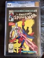 Amazing Spider-Man #242 CGC 9.8 w