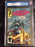 Amazing Spider-Man #254 CGC 9.8 w