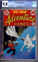Adventure Comics #425 CGC 9.8 w Davie Collection