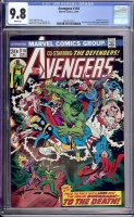 Avengers #118 CGC 9.8 w Davie Collection