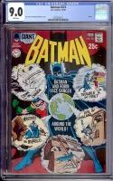 Batman #223 CGC 9.0 w Davie Collection
