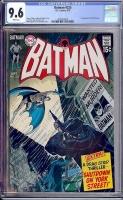 Batman #225 CGC 9.6 w Davie Collection
