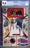 Batman #228 CGC 9.6 w Davie Collection